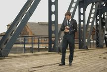 Tartan Trews / How to style and wear your modern slim fit tartan trousers. For the modern groom.