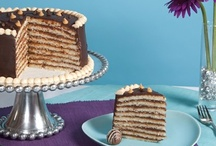 Delectably Delicious Cakes / by Goodies For Gifts