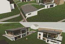 My Houses / Nye hus, tilbygg