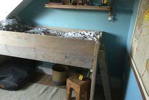 Bedroom / Vintage/retro in progres