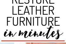 Restoring Furniture Pieces
