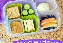 Healthy  Lunches for kids / Healthy lunch ideas for kids