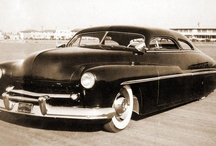 My Car - Mercury  / i drive a 1950 chopped Lincoln Mercury so i love to see other ones