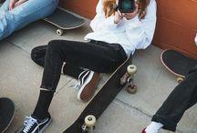 Skate Girl Style
