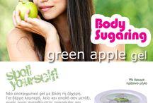 silky sugaring