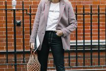 Streetstyle spring / fall