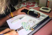 DIY | Art | Video's / by Ve Rena