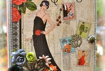 Scrapbooking Graphic 45 Couture
