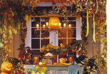 Jeseň / Jesenná dekorácia