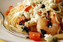 mediterranean recipe / the mediterranee at table.....