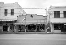 Historic Richmond-Rosenberg, Texas / I took some photos while walking around the Richmond-Rosenberg area Southwest of Houston, Texas
