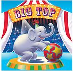 Big Top Circus Party Theme / A range of Big Top Circus party supplies and decorations ideal for children's party themes