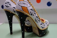 High heels - My love