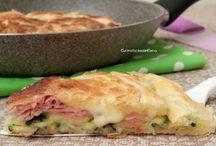Torte salate veloce in padella