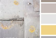 Color Palettes / by Vicky S.