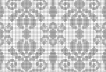 strikke mønstre