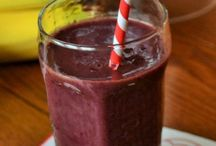 juices - smoothies