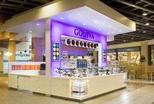 Alışveriş Merkezlerindeki Satış Standı Tasarımları