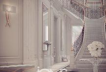 Classical lobby design