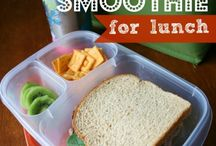School lunch ideas and tips / by Briahna Arambula