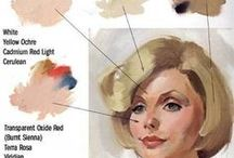 maquillaje para pintar
