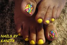 Pretty Toes <3 / by Angela Hughes