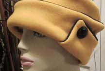 Шитьё (шляпы, шапки)
