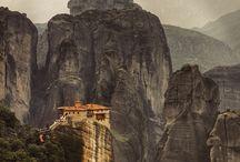 Landscapes of Greece