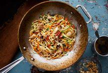 Thai-ruoka