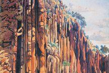 Australian Artist Albert Namatjira