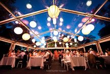 Tents for Wedding / Inspiration for tents at wedding reception
