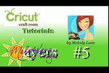 Cricut tutorials