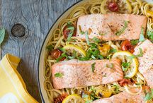 Salmon and Fish Dishes