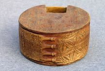 Historical wooden objects post-reformation