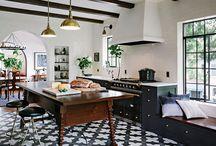Kitchens we love! / Kitchens that inspire...