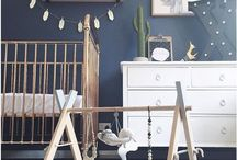 Babyroom ideas / Cute babyroom accessories, decor and furnitures, nursery decoration