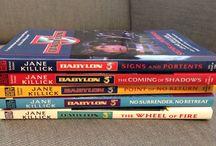 Babylon 5 - books, magazines, movies, memorabilia