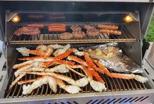 Grills / Grills, outdoor, backyards, ideas, designs, BBQ, charcoal, gas and recipes. Wisconsin