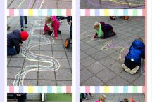 EYFS Movement ideas