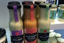 PLMA salad dressing / Ideas on salad dreasing