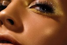 Gold Make up / Gold Make up