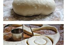 bread and donuts
