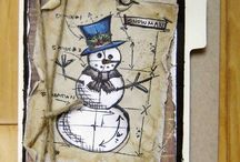 TH - Snowman Blueprint