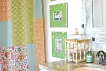 Our Cottage  - Bathroom & Laundry / by Lydia Billman