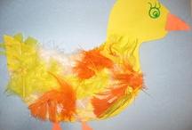 5 little ducks craft ideas