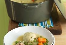 One pot meals / Minestrone soup