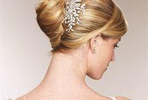 Wedding Ideas-Hair / by Cristina Crawford Wilson