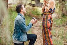 The Proposal / Marry Me (wedding Proposals)