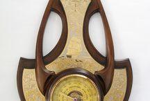 Часы и Барометры / Предлагаемые изделия нашей художественной мастерской являются превосходными и изысканными подарками партнёрам по бизнесу,родным и любимым Вам близким людям
