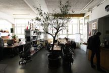 Coworking Europe / Coworking spaces in all Europe